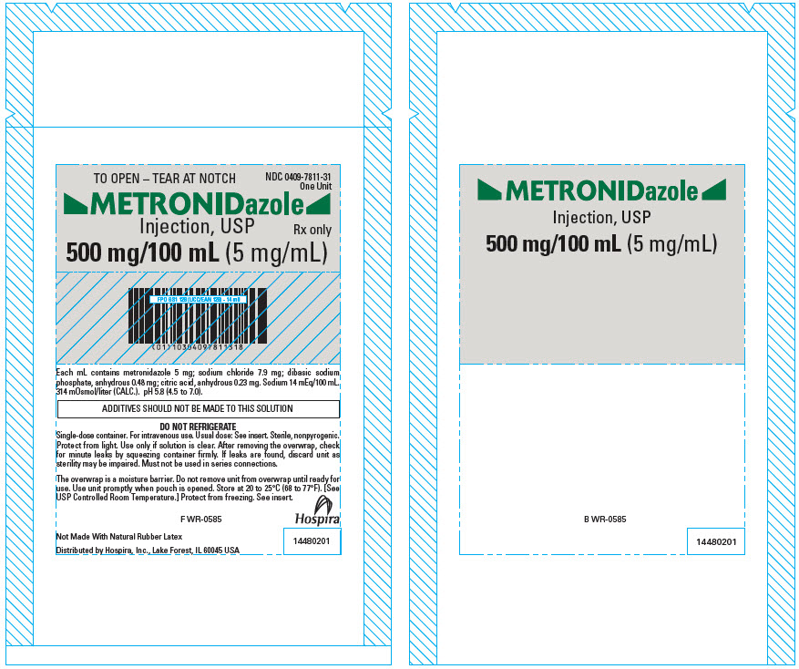 PRINCIPAL DISPLAY PANEL - 5 mg/mL Bag Label